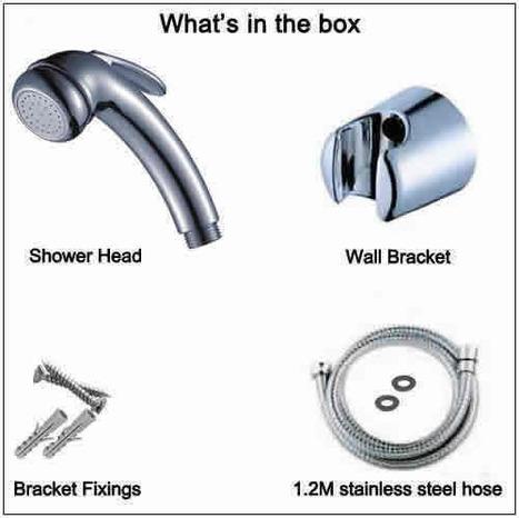 ABS1600: Douche Shower