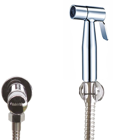 KIT2500: Thermostatic Pre-set Warm Water Bidet Shower with timed water shut off