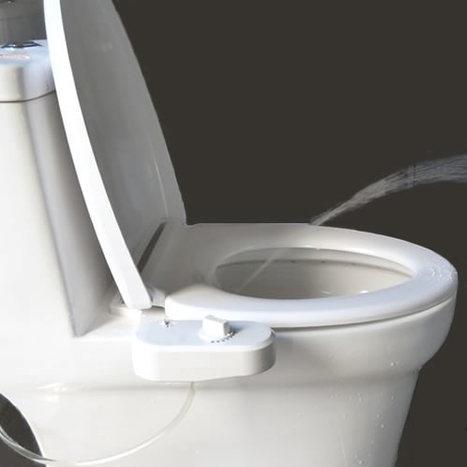 Hyg 600 Non Electric Fresh Water Under Seat Bidet Washlet