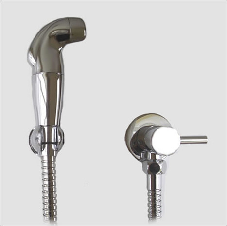 KIT1288: Pre-set Warm Water Bidet Shower