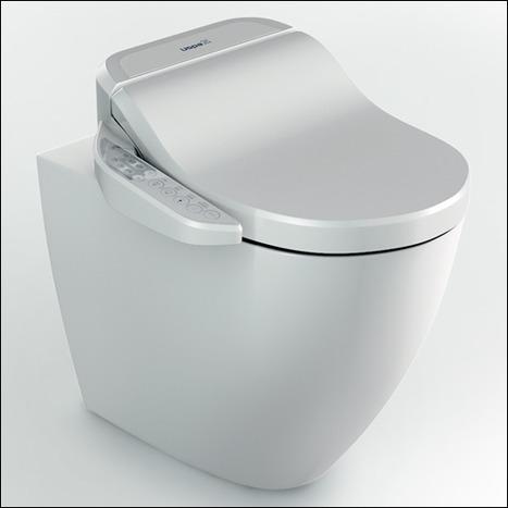Gfs 7235 Japanese Smart Shower Toilet