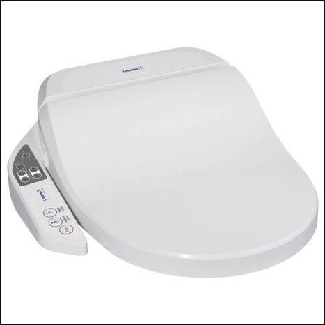 UB-7000-Round Style: Bidet Toilet Washlet