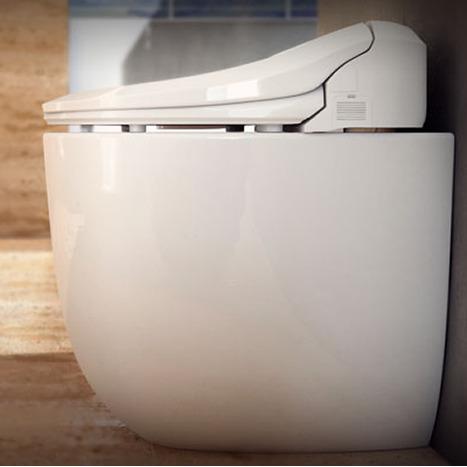 NIC-7235: Floor standing Shower Toilets