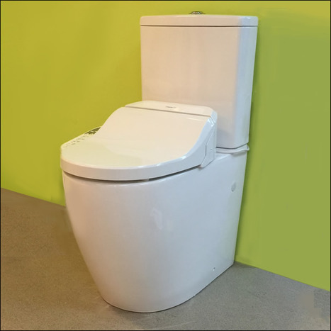KAI-CHP: Comfort Height Close Coupled Toilet