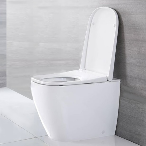 GMF-7035: Monolith Close Coupled Smart Japanese Shower Toilet