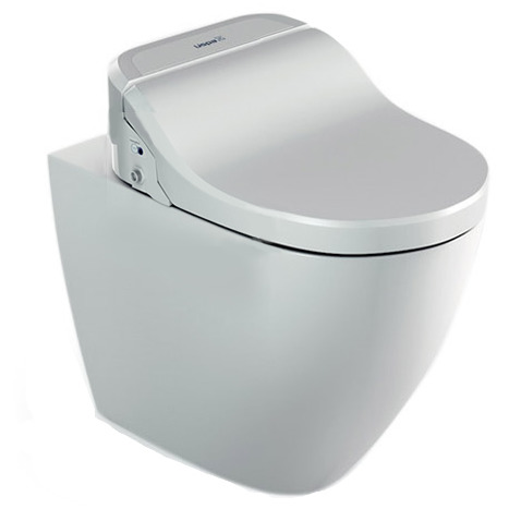 GFR-7035: Wash and Dry Bidet Shower Toilet: Remote Control