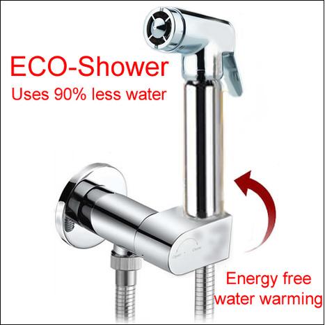 ATM5600: ECO Bidet shower and Auto prompt valve