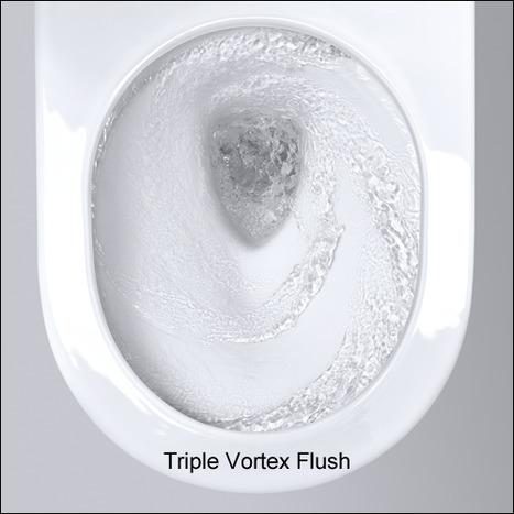 Grohe Sensia Arena Wall Hung Shower Toilet