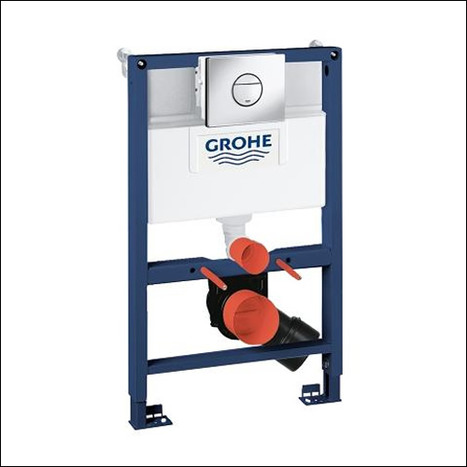 Grohe Rapid 0.82m SL 3 in 1 set for WC Part No 38868000