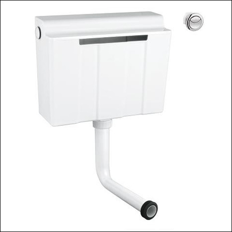 Grohe Concealed flushing cistern: Part No: 39053000