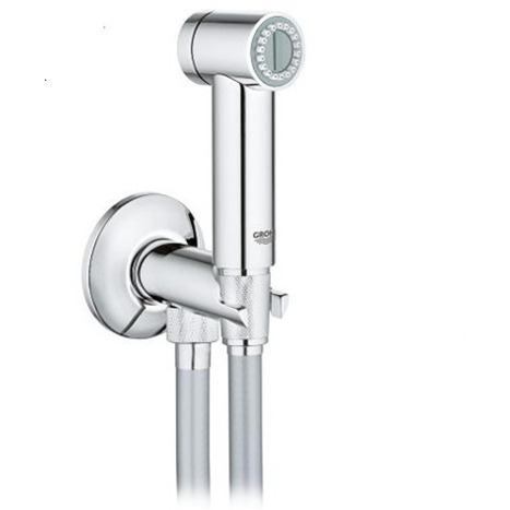 Grohe Sena: Auto water shut off shower valve