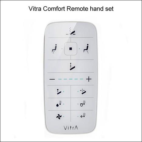 VitrA V-Care Smart Bidet Toilet, Comfort