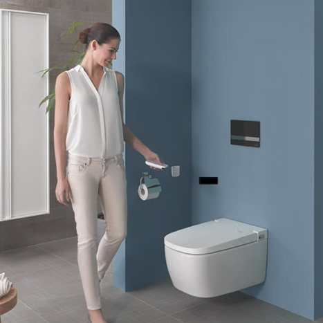 VitrA V-Care Smart Bidet Toilet, Comfort
