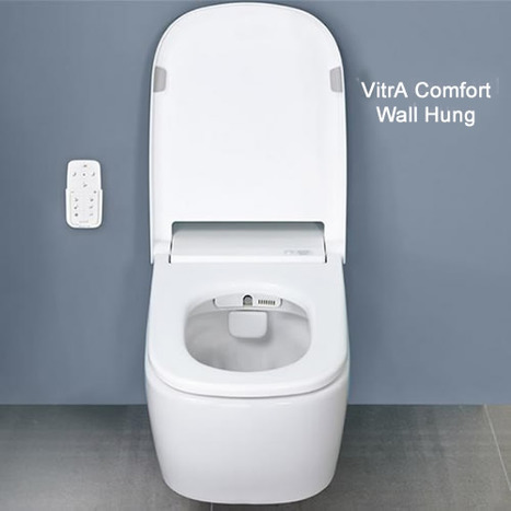 Vitra V Care Smart Bidet Toilet Comfort