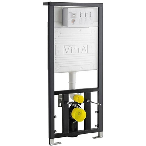Vitra Concealed Cistern WC Frame for wall hung Toilets