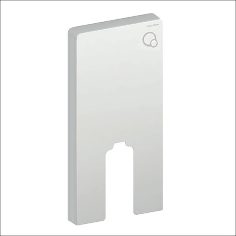Cabinet Cistern For Back To Wall WC Pan In Alpine White