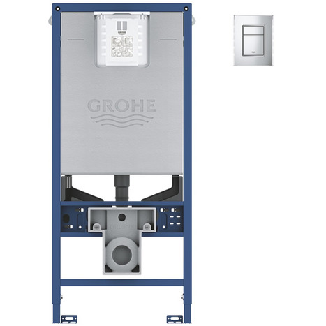 Grohe Rapid SLX 3-in-1 Set for WC, 1.13 M