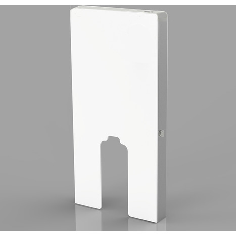Touchless Cabinet Cistern For Floor Standing Toilets In Alpine White