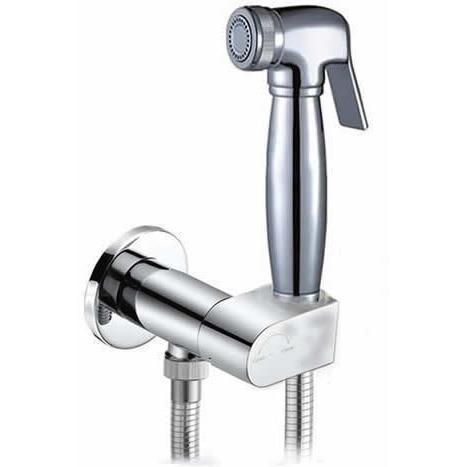 High Pressure Bidet Shower with Auto Prompt Shut Off Valve: BRA5601