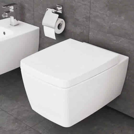 VitrA M-Line Wall Hung WC - 56760030075