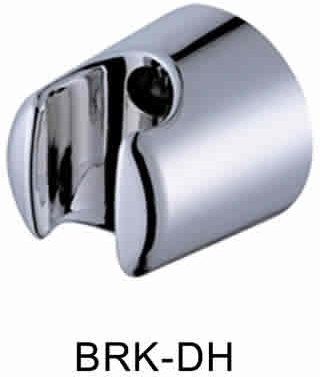 BRK-DH: Round style shower wall bracket mount