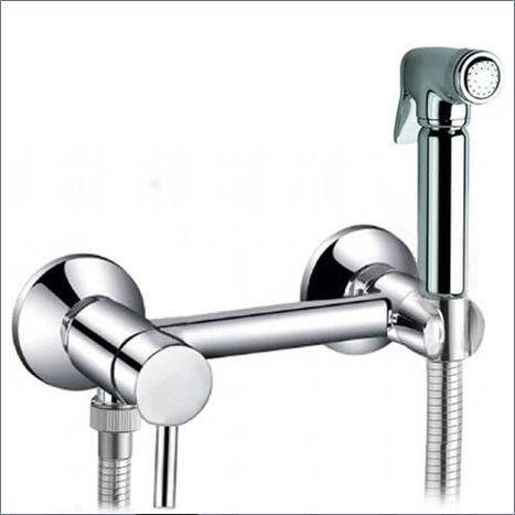 KIT6255: Combination bidet shower and mixer kit.
