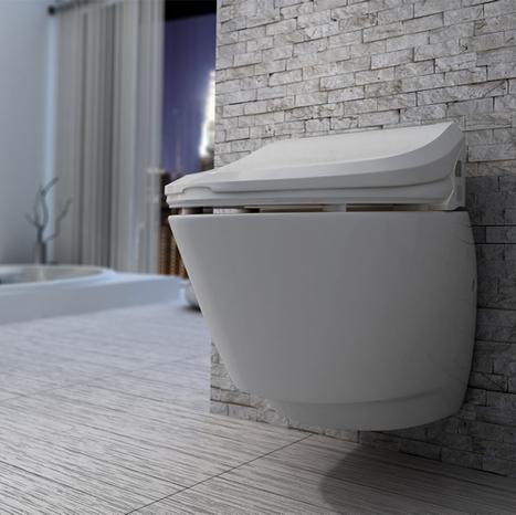 nic6000 electronic bidet toilet. Black Bedroom Furniture Sets. Home Design Ideas