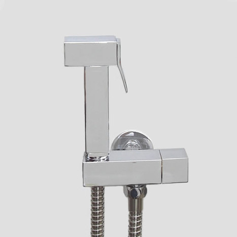 KIT2300: Manual Pre-set Warm Water Bidet Shower