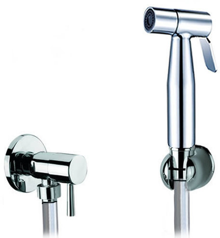 SST5000: Chromed High Pressure Bidet Shower