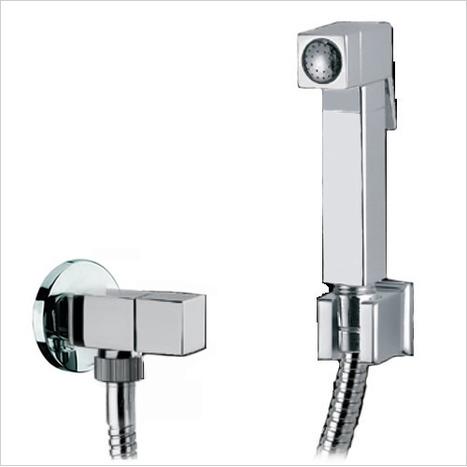 KIT1600: Thermostatic Pre-set Warm Water Bidet Shower Kit