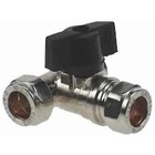 TEE0880: Water isolating valve.