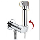 BRA5600 High Pressure Bidet Shower with Auto Prompt Shut Off Valve