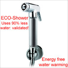 ATM4001: ECO Bidet shower with splined handle