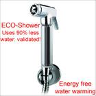 ATM4001: ECO Bidet shower with splined handle