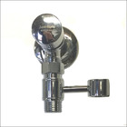 VAL2500:Timed self closing shower valve with shower mount