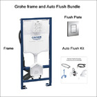 Grohe Concealed Cistern WC Frame & Auto flush bundle for wall hung toilets