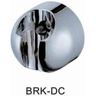 BRK-DC: Round style shower wall bracket mount